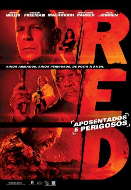 R.E.D. – Aposentados e Perigosos (RED)