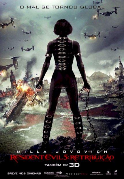 Resident Evil 5: Retribuição (Resident Evil: Retribution)