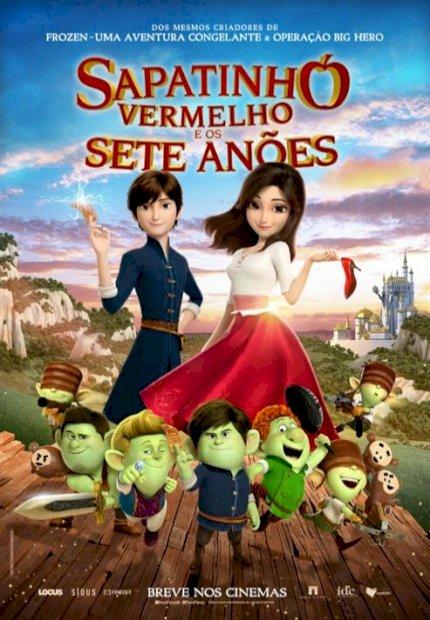 Sapatinho Vermelho e os Sete Anões (Red Shoes and the Seven Dwarfs)