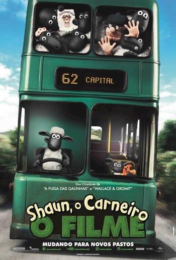 Shaun, o Carneiro (Kuzular Firarda)