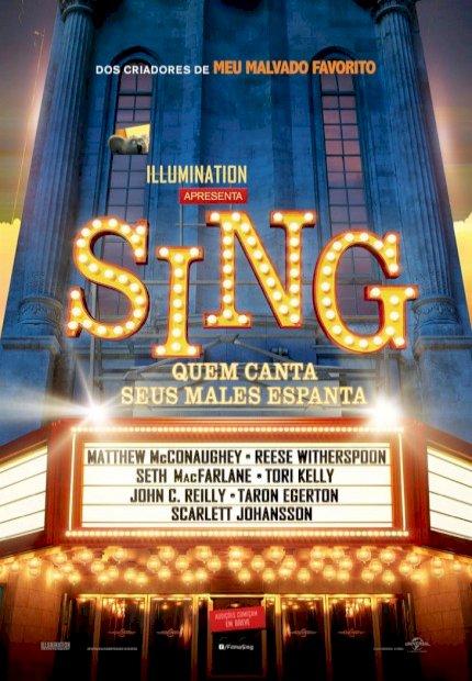 Sing - Quem Canta Seus Males Espanta (Sing)