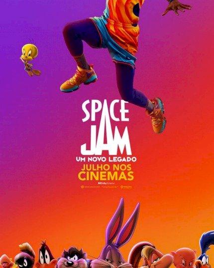 Space Jam: Um Novo Legado (Space Jam: A New Legacy)