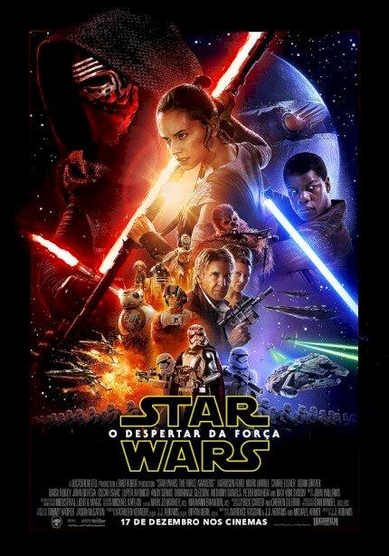 Star Wars - O Despertar da Força (Star Wars: Episode VII - The Force Awakens)