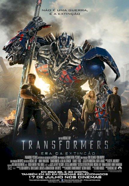 Transformers: A Era da Extinção (Transformers 4: Age of Extinction)
