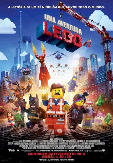 Uma Aventura Lego (The Lego Movie)