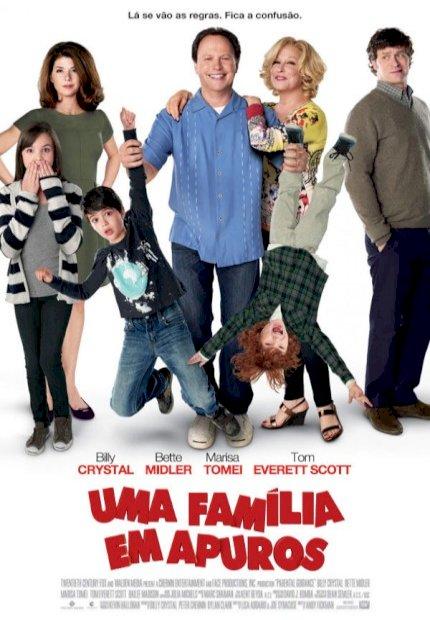 Uma Família em Apuros (Parental Guidance)