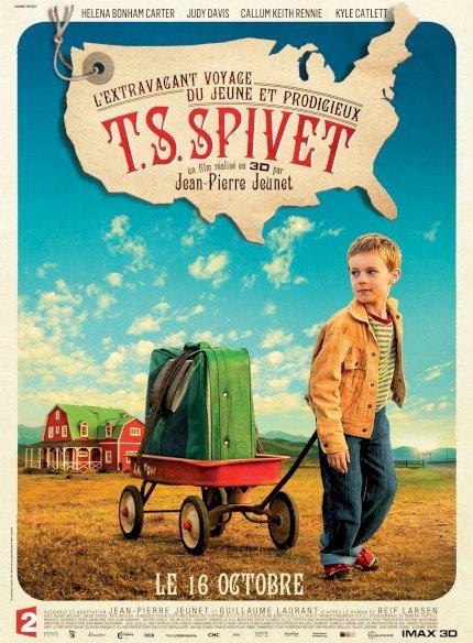 Uma Viagem Extraordinária (The Young and Prodigious T.S. Spivet)